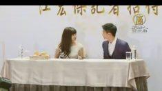 福原愛さん夫妻が台湾で会見