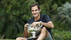 テニス=36歳フェデラー、来年の全豪OPも「出場したい」