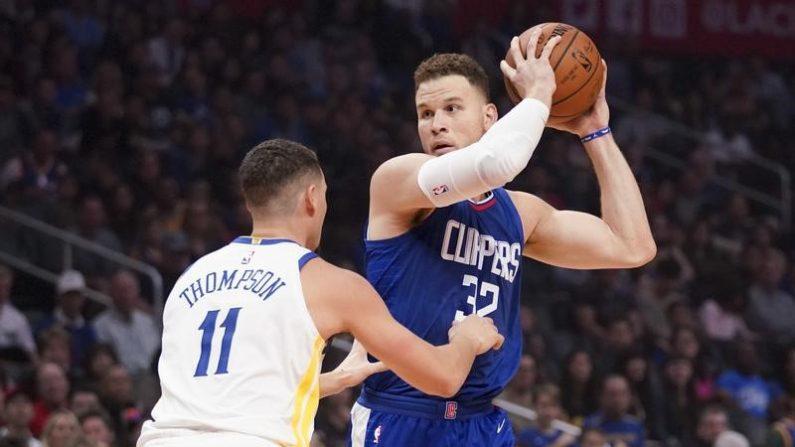 NBA=クリッパーズのグリフィン、ピストンズ移籍との報道