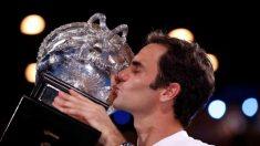 テニス=全豪OP、フェデラーが連覇