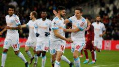 サッカー=マルセイユがメスに大勝、酒井宏と川島フル出場
