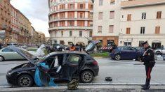 イタリア中部の銃撃でアフリカ出身者6人負傷、男を拘束