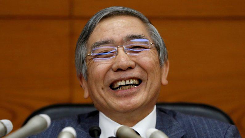黒田日銀総裁、政府は続投の方針 月内国会提示へ=関係筋