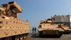 主力戦車はもう古い 中露の脅威に対抗し新型戦闘車両の開発急ぐ=米軍