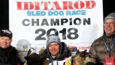 アラスカの犬ぞりレース、今年はノルウェーの参加者が優勝