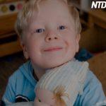 少年の美しい心に感動、この人形は天国にいる妹に渡したい