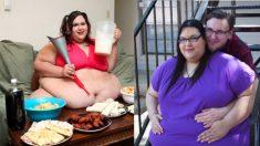 太っていることで2回の流産、悲しみを乗り越えダイエットに挑む女性