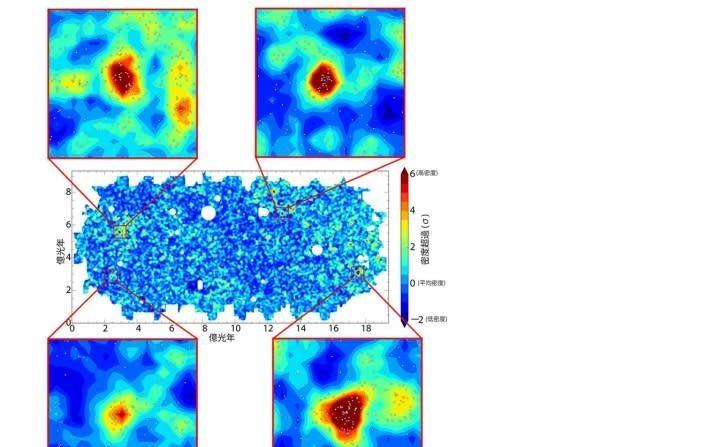 宇宙は「幼い銀河団」に満ちている すばる望遠鏡が明らかに