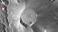 NEC、高性能小型レーダ衛星が新燃岳撮影 溶岩流の溢れる瞬間を捉える