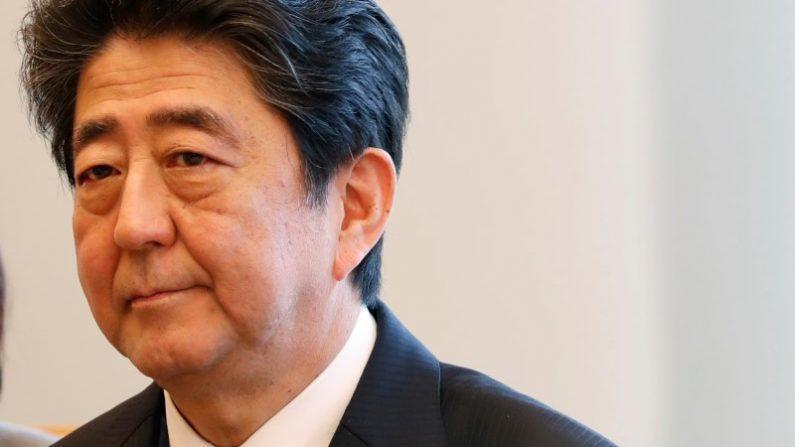 北朝鮮問題や経済で日米の連携を確認する=首脳会談で安倍首相