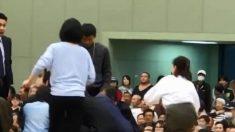 救命の女性、場内放送に疑問 京都府舞鶴市での大相撲春巡業