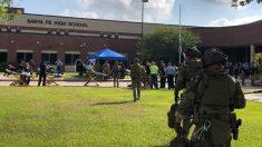 米テキサス州の高校で銃撃、10人死亡 容疑者の生徒拘束