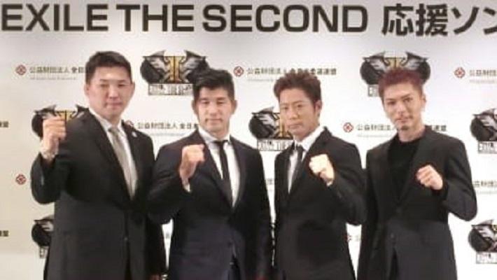 EXILEが柔道応援歌 五輪でメダル量産期待