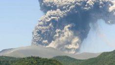 霧島連山・新燃岳が噴火 4月6日以来、噴煙4500m