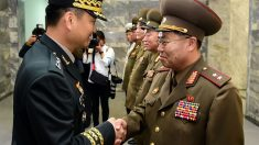 南北が軍事会談開催、2007年以来