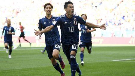 【W杯】初戦で日本が2―1でコロンビアを撃破!