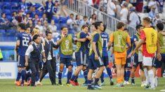 サッカーW杯、日本は決勝T進出 最終戦黒星もH組2位