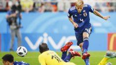 日本2―2セネガル 日本、2度追い付く