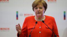 メルケル独首相、イタリア債務削減を否定 「自助努力を支援」