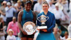 テニス=ハレプが初優勝、全仏オープン女子