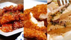 【動画】ダイエットにオススメ♪ 鶏むね肉で簡単、ヘルシーでボリューム満点レシピ3選