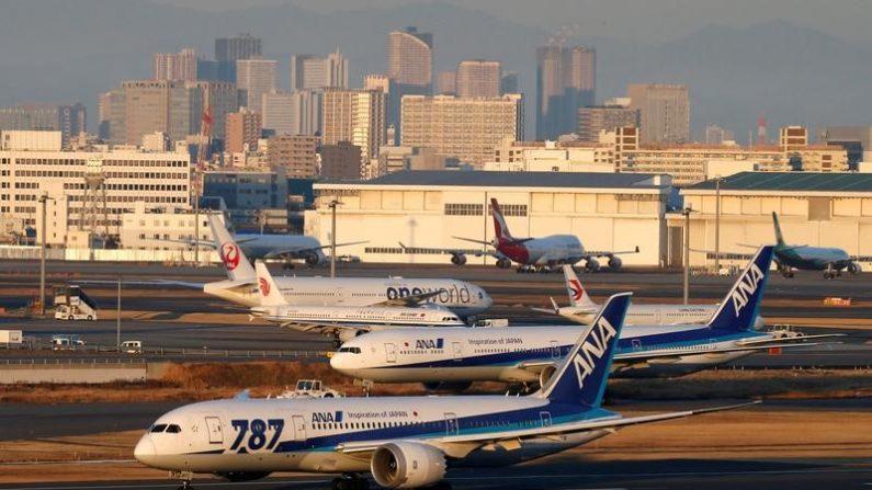ANA、エンジン点検で国内線330便追加欠航 8月は一部予約制限