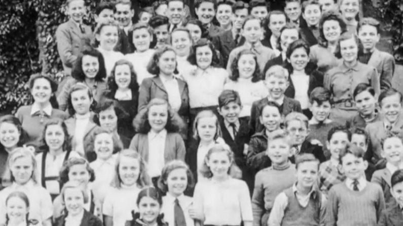 ナチスから669人の子どもを救った男性  テレビ番組出演で感動の再会