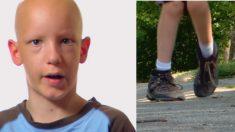 【感動】走れマット 400メートル走を完走した脳性麻痺の少年
