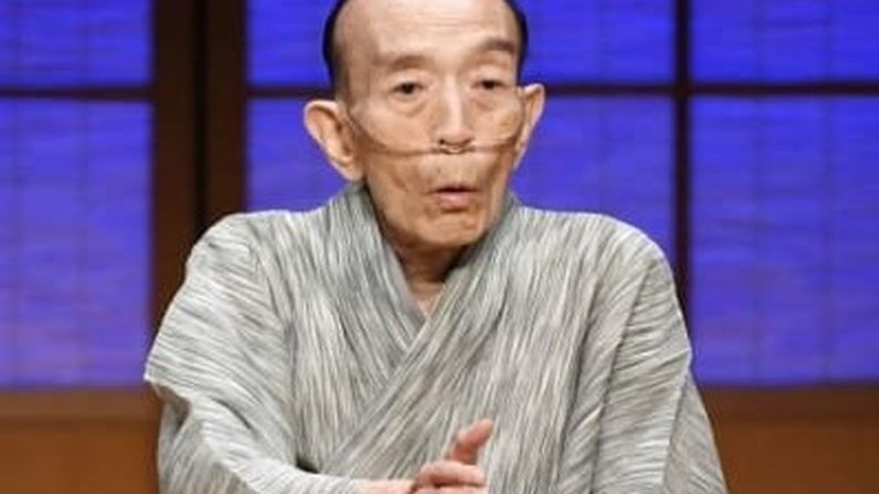落語家の桂歌丸さんが死去 81歳、「笑点」レギュラー