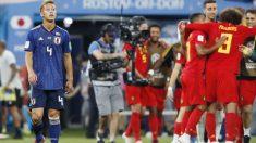 W杯、日本は初の8強ならず 強豪ベルギーに2―3で逆転負け