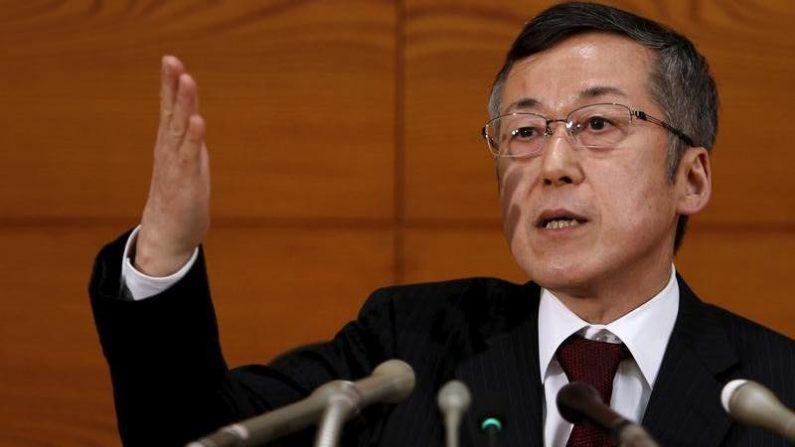 物価上昇の鈍さ、失業率低下が不十分なため=原田日銀審議委員