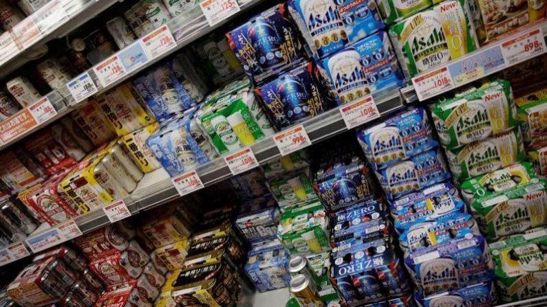 18年上半期のビール類課税出荷は3.6%減、過去最低を更新