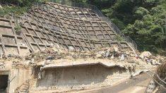 豪雨被害 死亡212人 広島市安芸区の土砂崩れ現場で1人発見