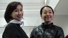 【まごころ】浅田真央サンクスツアー『子供スケート教室』ボクも滑れた!