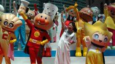 【放送30周年】それいけ!アンパンマンアニバーサリー★フェスティバル制作発表会に関根麻里さん参加
