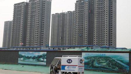 中国の全国新築住宅価格、7月は2年ぶりの高い伸び 中小都市でブーム