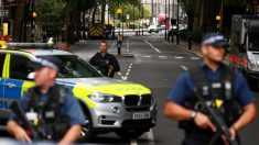 英国会議事堂前での車暴走、逮捕した男の氏名判明=関係筋