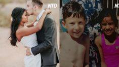 【近づいたり離れたり】20年越しで3歳の時のプロポーズを果たした男性