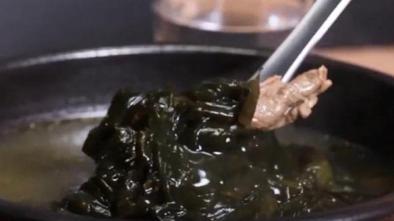 【美味】超簡単! 韓国風わかめスープ