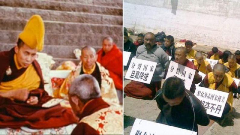 【チベット】中国侵略前に2700あった寺院、8を除いて全て破壊される