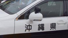 中国人観光客運転のレンタカーが事故、8人重軽傷 石垣島 一時停止の標識「見落とした」