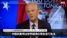 【動画ニュース】米高官「中国共産党は世界の寄生虫」