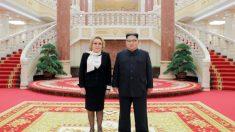 北朝鮮の金委員長、訪ロの用意表明─ロシア上院議長=RIA通信
