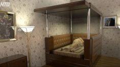 【防災】就寝中に地震でビルが倒壊しても大丈夫 防御力最高の耐震ベッド