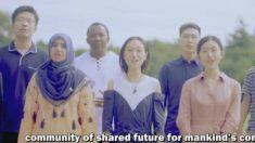 国家戦略「一帯一路」の宣伝ビデオ あの大手企業CMの盗作?