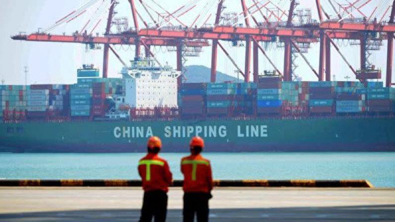 中国GDP成長率低下の見通し 米中貿易戦の影響で