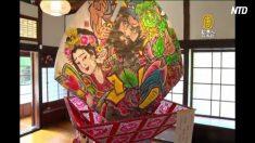 【動画ニュース】ねぶたが街にやってきた! 台南市で日本文化を紹介