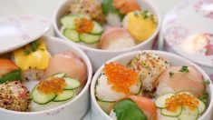 【レシピ動画】可愛くて美味しそう! インスタ映えに最高の手まり寿司