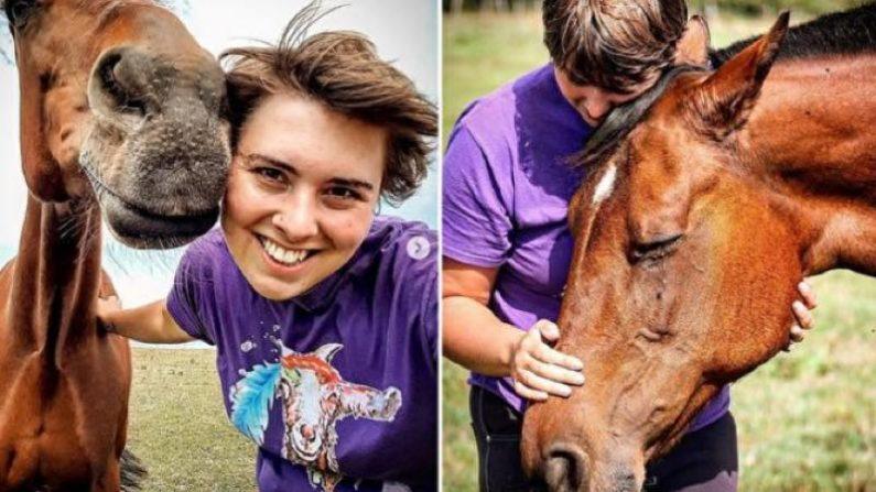 心に傷を持つ女性と、飼い主に見捨てられた馬の友情 トゥルーストーリー
