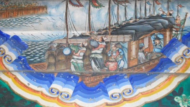 【三国志】もしも曹操が火のついた矢を放ったら、「草船で矢を拝借」はどうなっていた?
